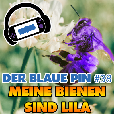 #38 Meine Bienen sind lila!