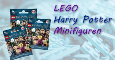 Spielzeugecke #002 - Lego Harry Potter Minifigures