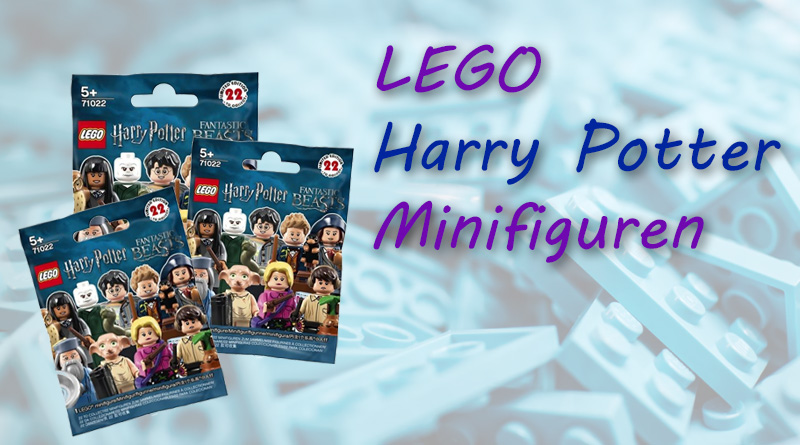 LEGO® Harry Potter Minifiguren