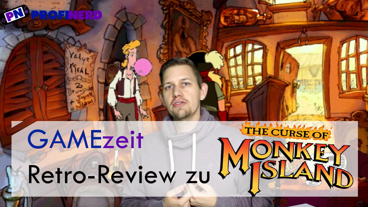 GAMEzeit #1 – Monkey Island 3 Retro Review