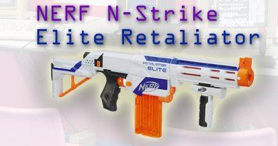 Spielzeugecke #4 - NERF N-Strike Elite Retaliator