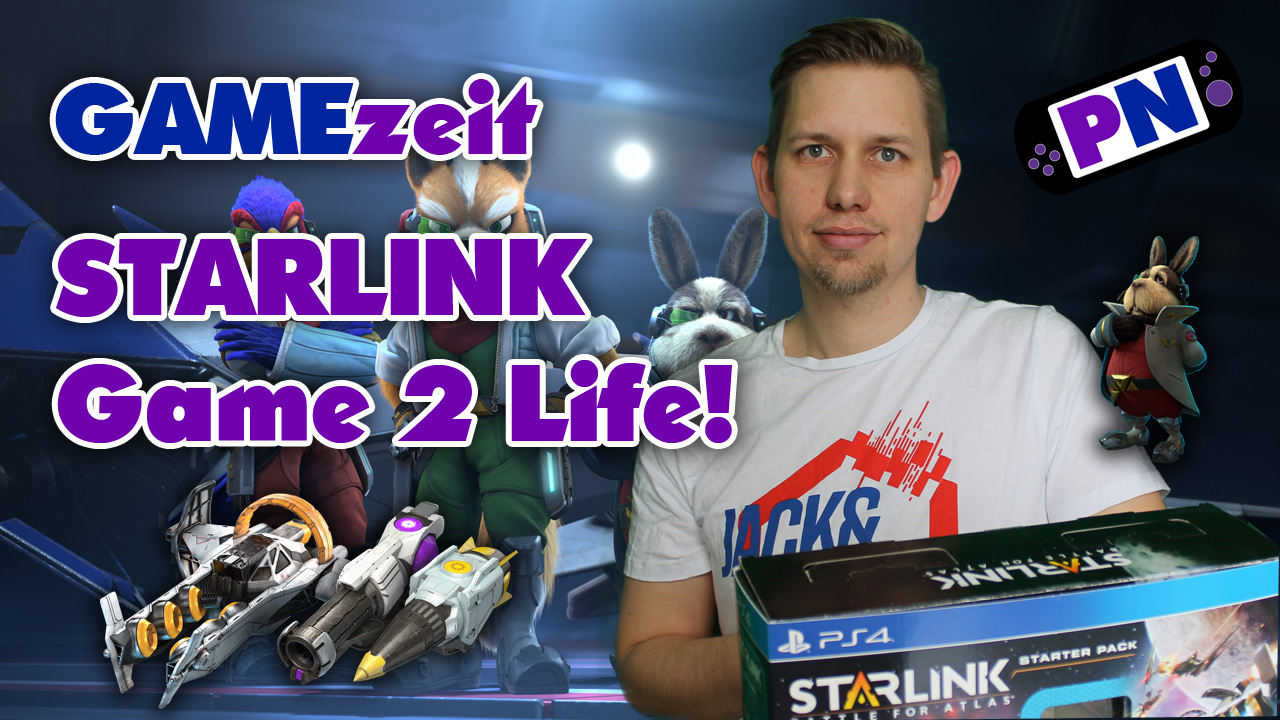 GAMEZeit #5: StarLink: Battle for Atlas – Ubisofts Toy 2 Life Spiel