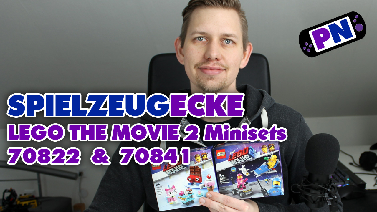 LEGO® The Movie 2®: Minisets 70822 + 70841