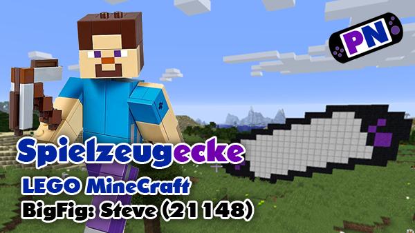 LEGO® Minecraft BigFig Steve (21148)