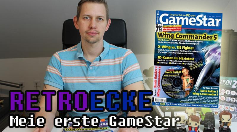 Retroecke #4:  GameStar 02/98 – Meine erste GameStar!