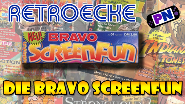 Retroecke #7: Die Bravo Screenfun – Das Gaming-Magazin für Kids