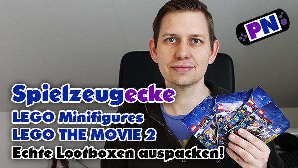 LEGO® Minifiguren zu LEGO THE MOVIE 2® auspacken! Reale Lootboxen öffnen + Gewinnspiel! (71023)