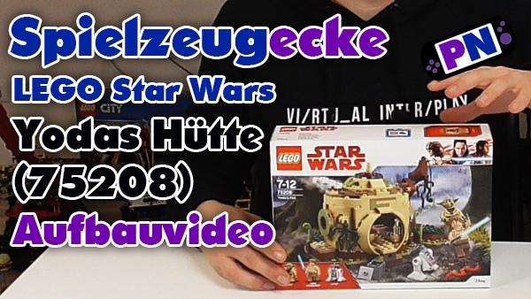 LEGO® Star Wars – Yodas Hütte (75208)