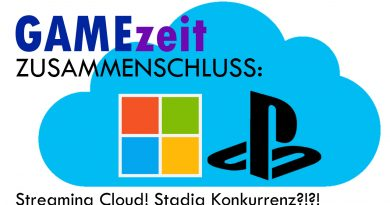 GAMEzeit #10 – Straming: Sony und Microsoft schließen sich zusammen