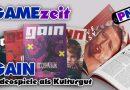 GameZeit #9: GAIN – Ein Printmagazin für Gamer