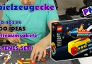 Spielzeugecke #20: LEGO® Weltraumrakete (40335)