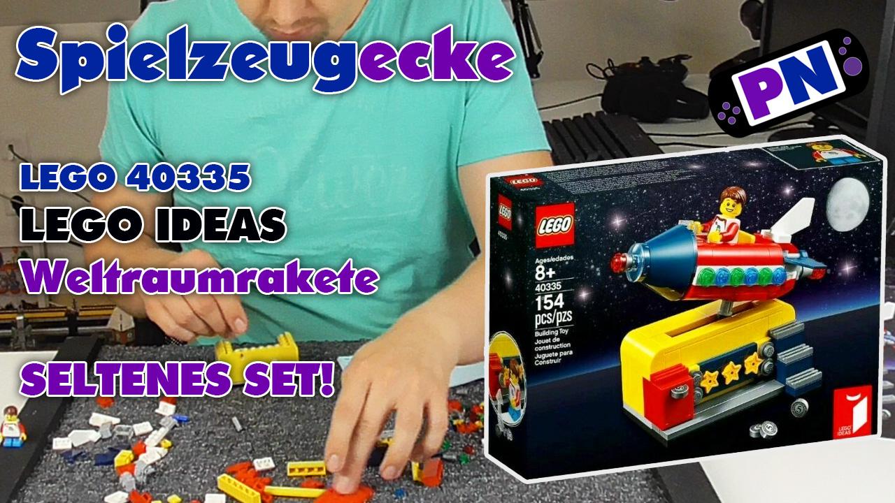 LEGO® Weltraumrakete (40335)