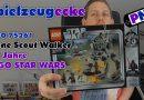 Spielzeugecke #19: LEGO® 20 Jahre Star Wars Clone Scout Walker (75261)