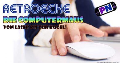 Retroecke #10: Alte Hardware: Mäuse