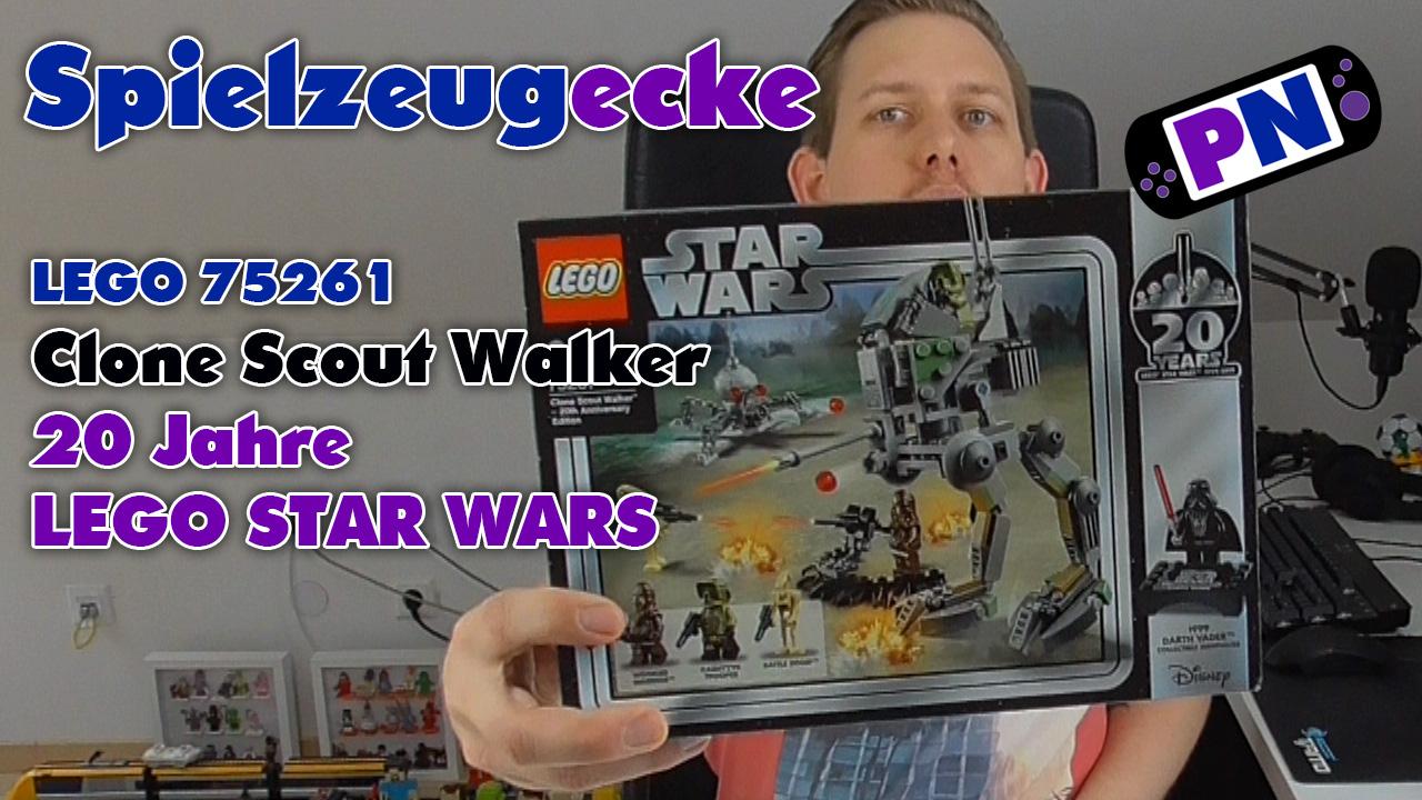 LEGO® 20 Jahre Star Wars Clone Scout Walker (75261)