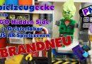 Spielzeugecke #26: LEGO® Hidden Side Geisterlabor + AR Spielszenen (70418)