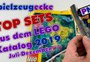 Spielzeugecke #25: TOP Sets des LEGO® Katalog (Juli – Dezember 2019)