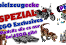Spielzeugecke #28: SPECIAL: LEGO® Exclusives 2019