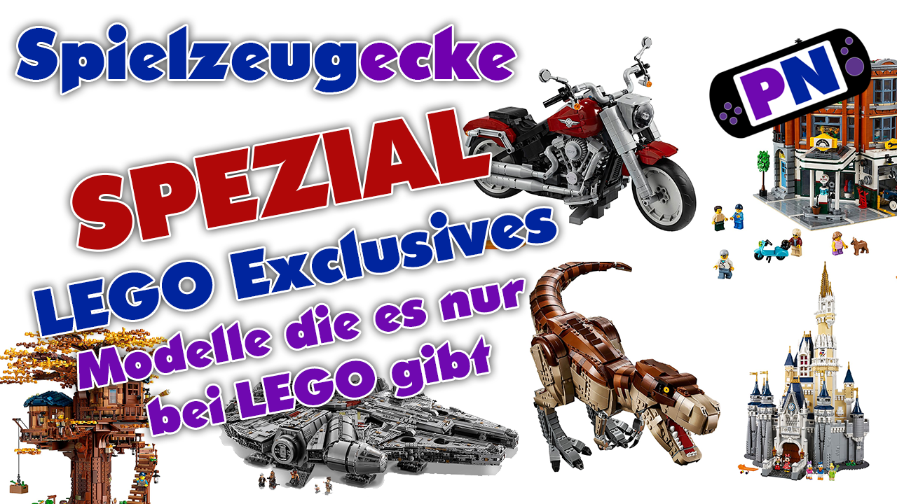 SPECIAL: LEGO® Exclusives 2019