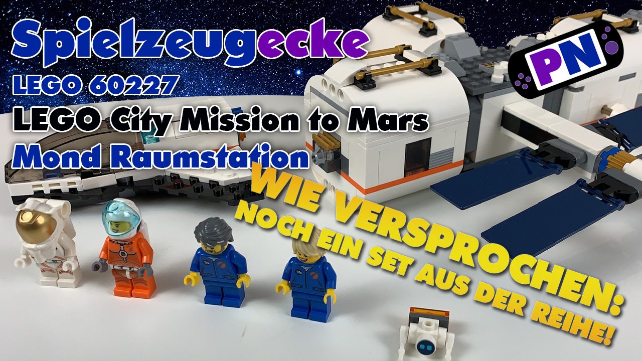 LEGO® City Mondstation (60227) – Nicht das Geld wert! – Review