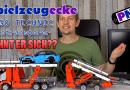 Spielzeugecke #27: LEGO® TECHNIC Autotransporter – Mega großes Teil! (42098)