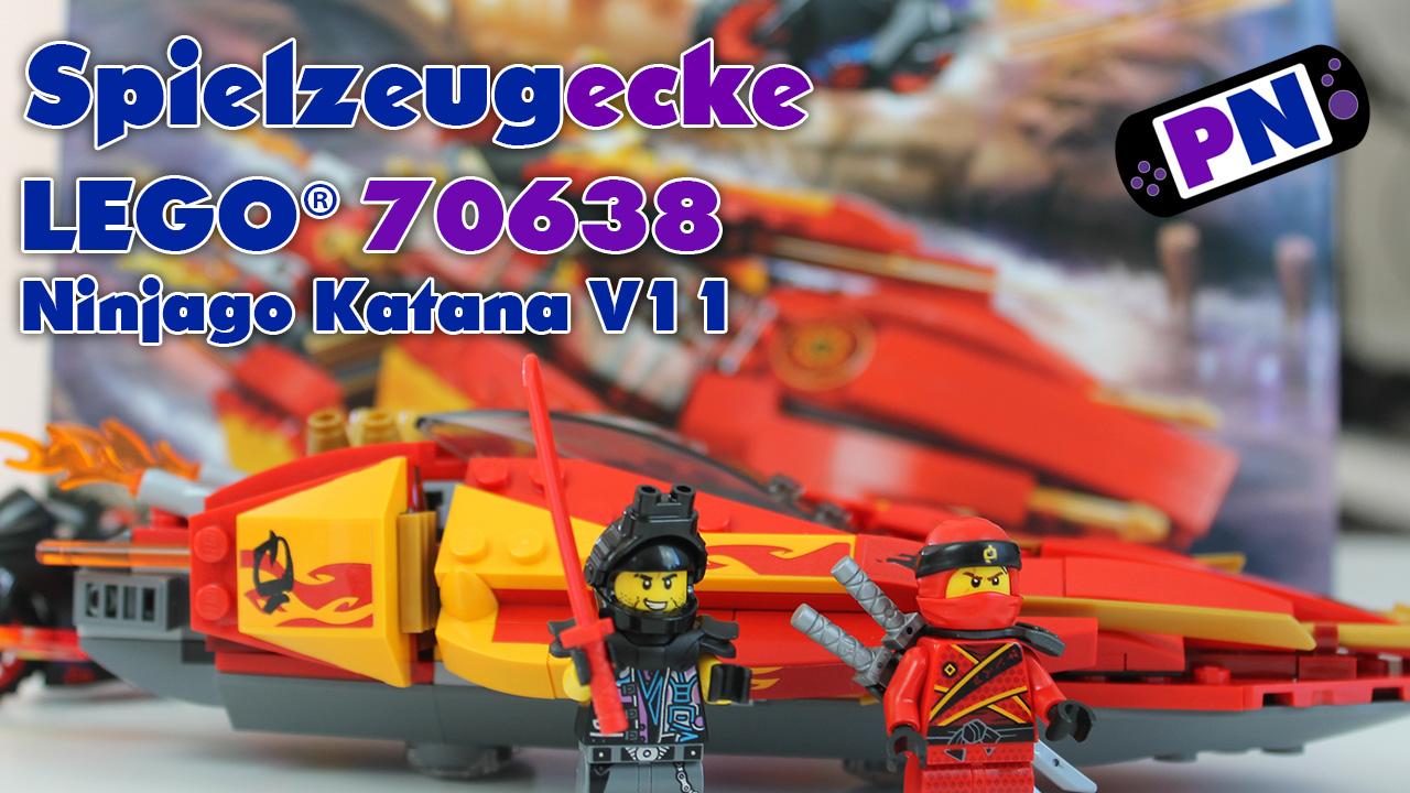 LEGO® Ninjago Katana V11 (70638) – Review