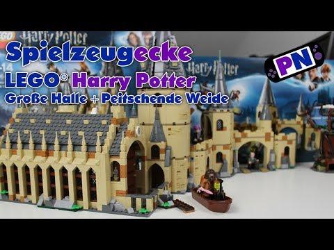 Lego® Harry Potter: Geht die Große Halle bald vom Markt?!? Kurzreview!