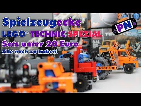 LEGO® TECHNIC Minis 2017-2019