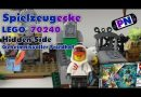 Spielzeugecke #32: LEGO® Hidden Side: Friedhof (70240)