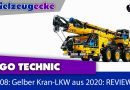 LEGO® TECHNIC Kran-LKW (42108): Viel umbaute Luft