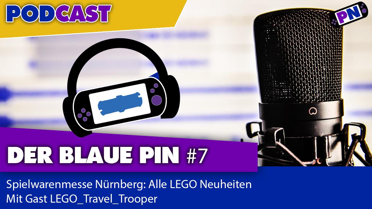 Der blaue Pin #7: LEGO Neuheiten auf der Spielwarenmesse Nürnberg feat. LEGO_Travel_Trooper