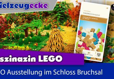 Rundgang: LEGO Ausstellung im Schloss Bruchsal