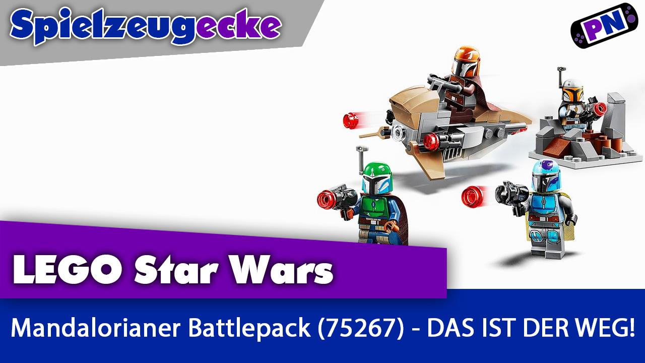 LEGO® Star Wars: Mandalorianer Battlepack – Das ist der Weg! (75267)