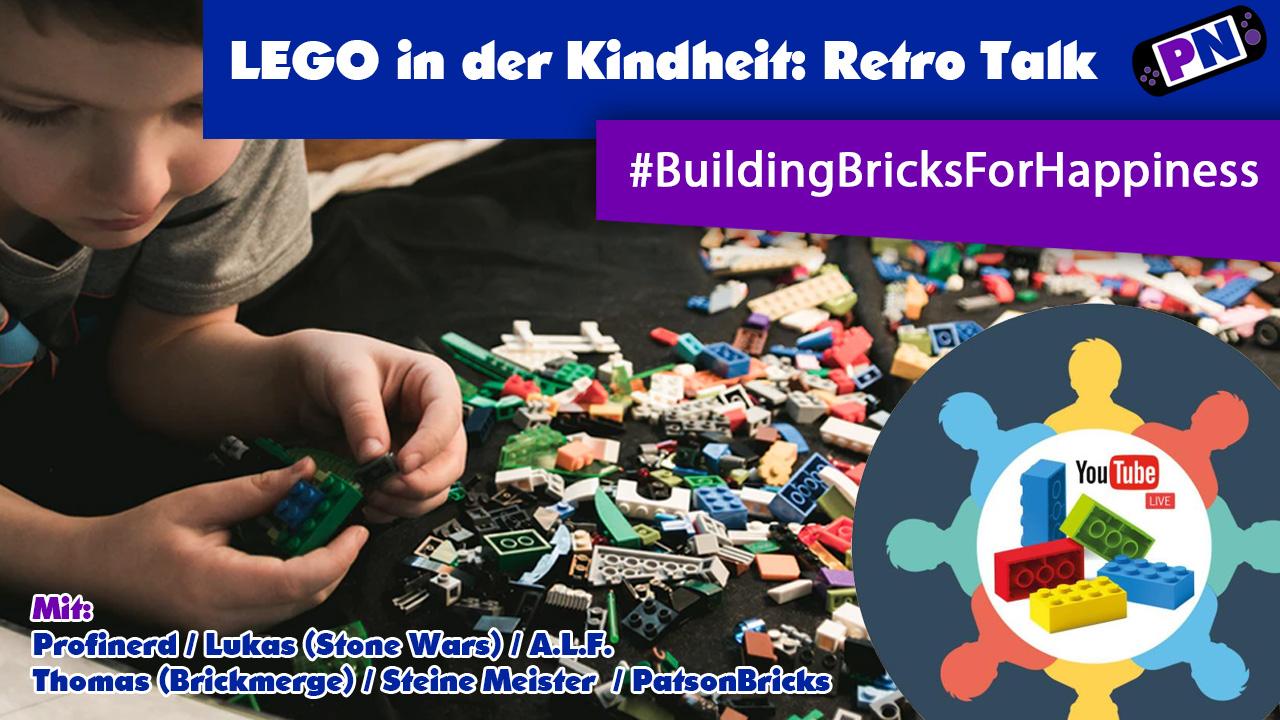 LEGO in der Kindheit: Der Retro-Stream