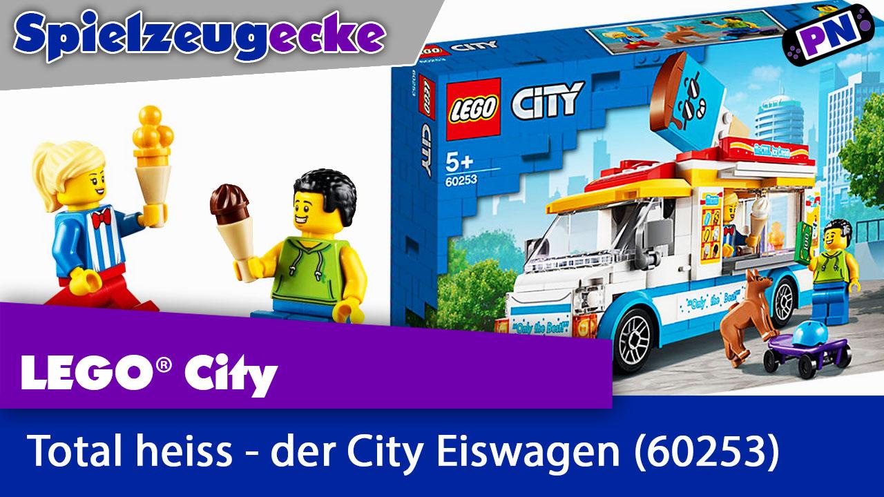 LEGO® City Eiswagen: Heißes Teil! (60253)
