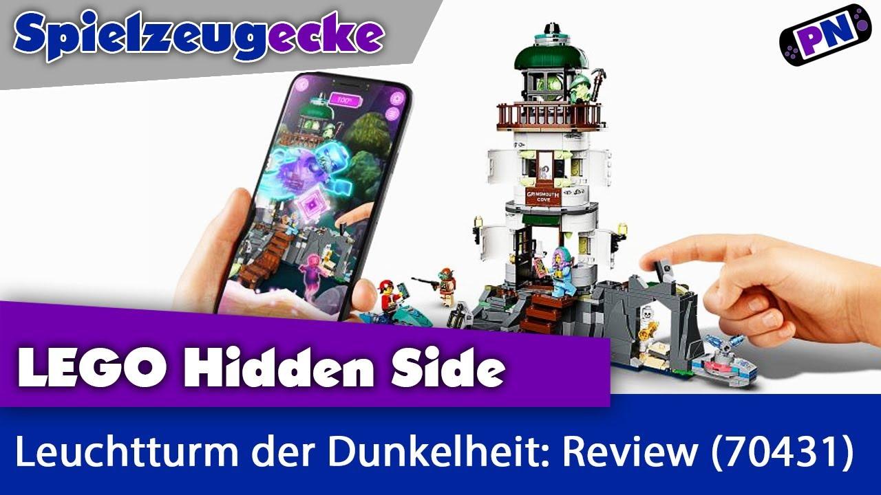 LEGO® Hidden Side: Leuchtturm der Dunkelheit – Das Beste Set der Reihe! (70431)