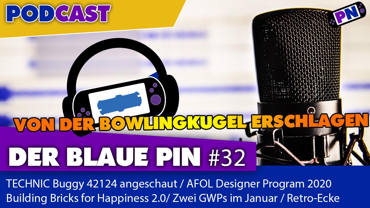 #32: Von der Bowlingkugel erschlagen