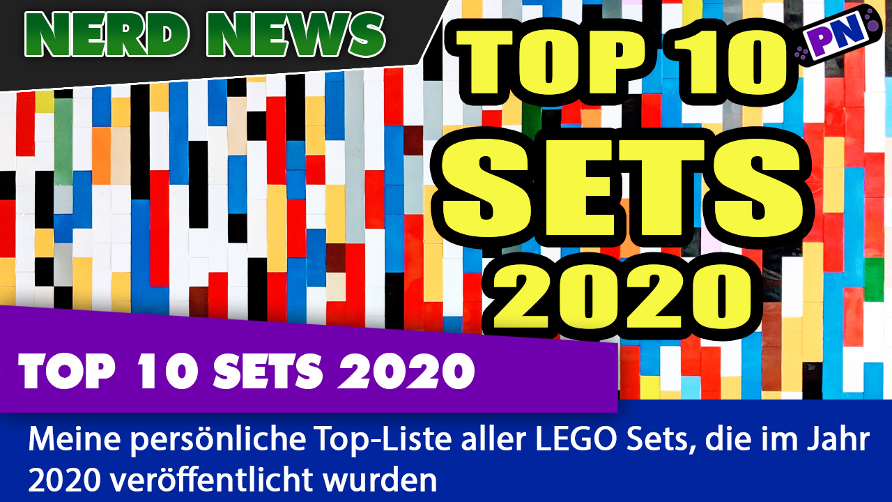 LEGO TOP 10 Sets 2020 – Meine Best Of Liste