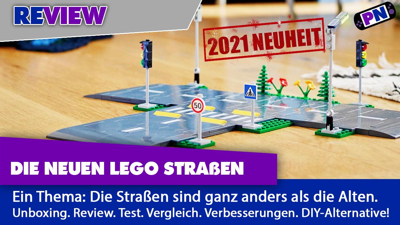 Mehr SCHLECHT als RECHT: Neue LEGO Straßenplatten: Pro und Contra PLUS DIY Idee die es besser macht