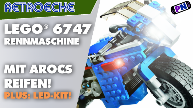 Man kann JEDES LEGO® Set mit LEDs beleuchten – auch 20 Euro Creator Modelle! Macht mehr draus!