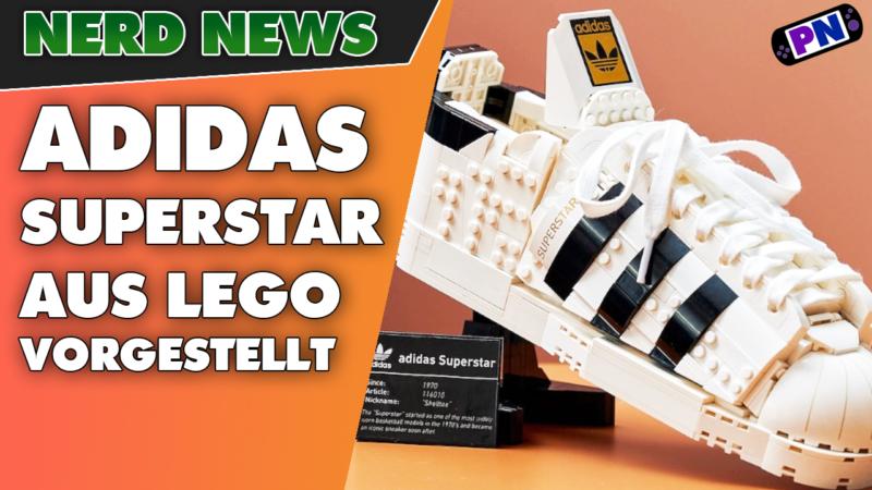 Noch ein adidas-Schuh – diesmal aus LEGO! 10282 ist ein baubarer Schuh! Für 90 Euro…