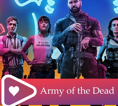 Flimmerliebe Podcast #0 Army of the Dead (Netflix 2021)