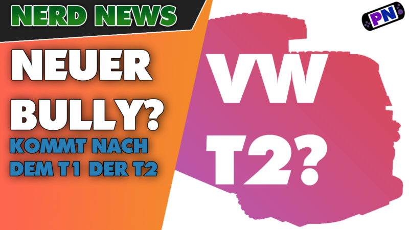 Nach T1 kommt T2: VW Bully T2 Leak: Wird die 10279 ein Camper?!