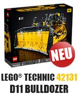 LEGO TECHNIC 42131 D11 Bulldozer bei JB SPielwaren